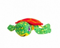 Petstages OutwardHound игрушка для собак Floatiez Turtle Черепашка для игр в воде 30 х 25 см